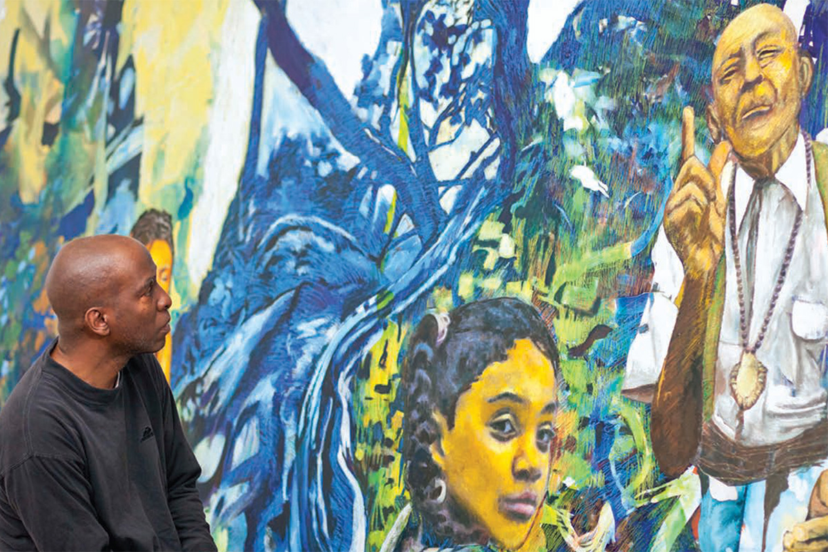 The Makers: Portraits of Metro Artists Whose Work Enriches the Rider's Journey