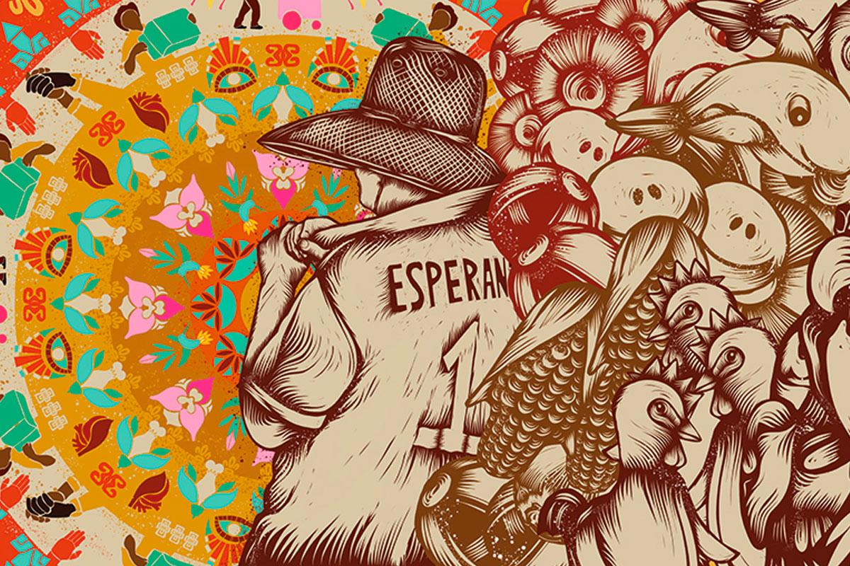 Alfonso Aceves, La Esperanza