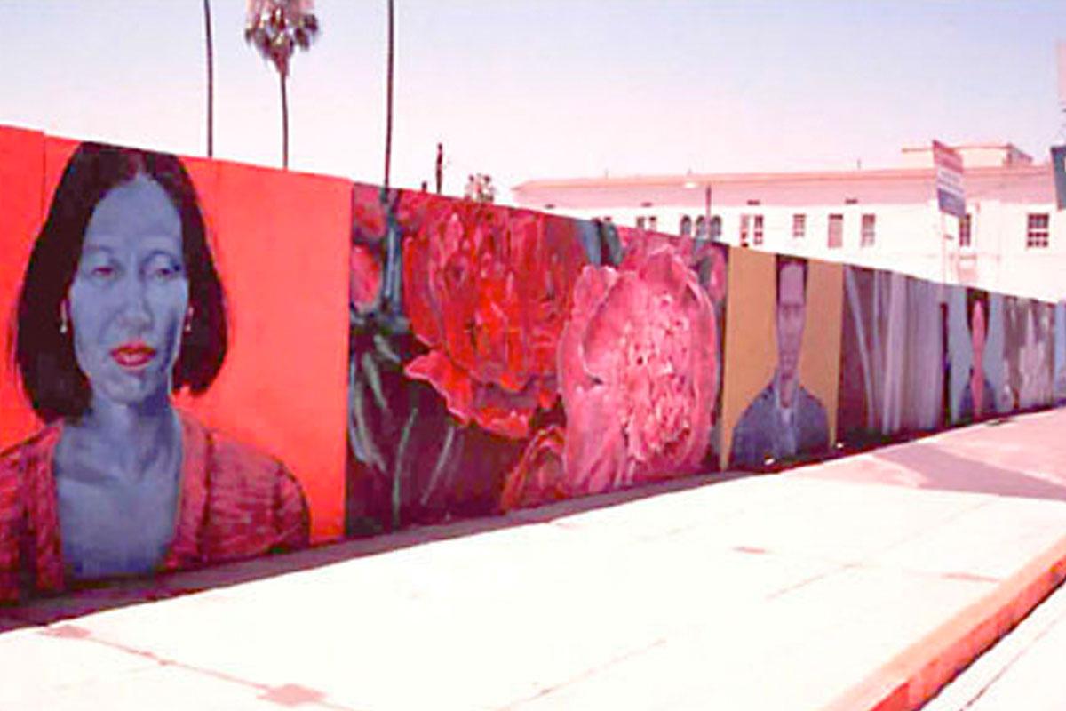 Miguel Angel Reyes, Hollywood/Argyle site (1995-97)