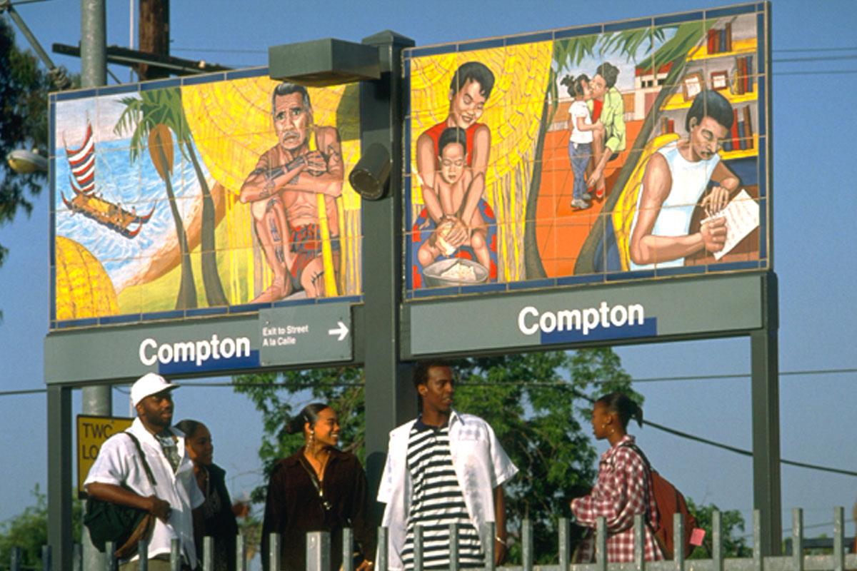Eva Cockcroft, Compton: Past, Present and Future