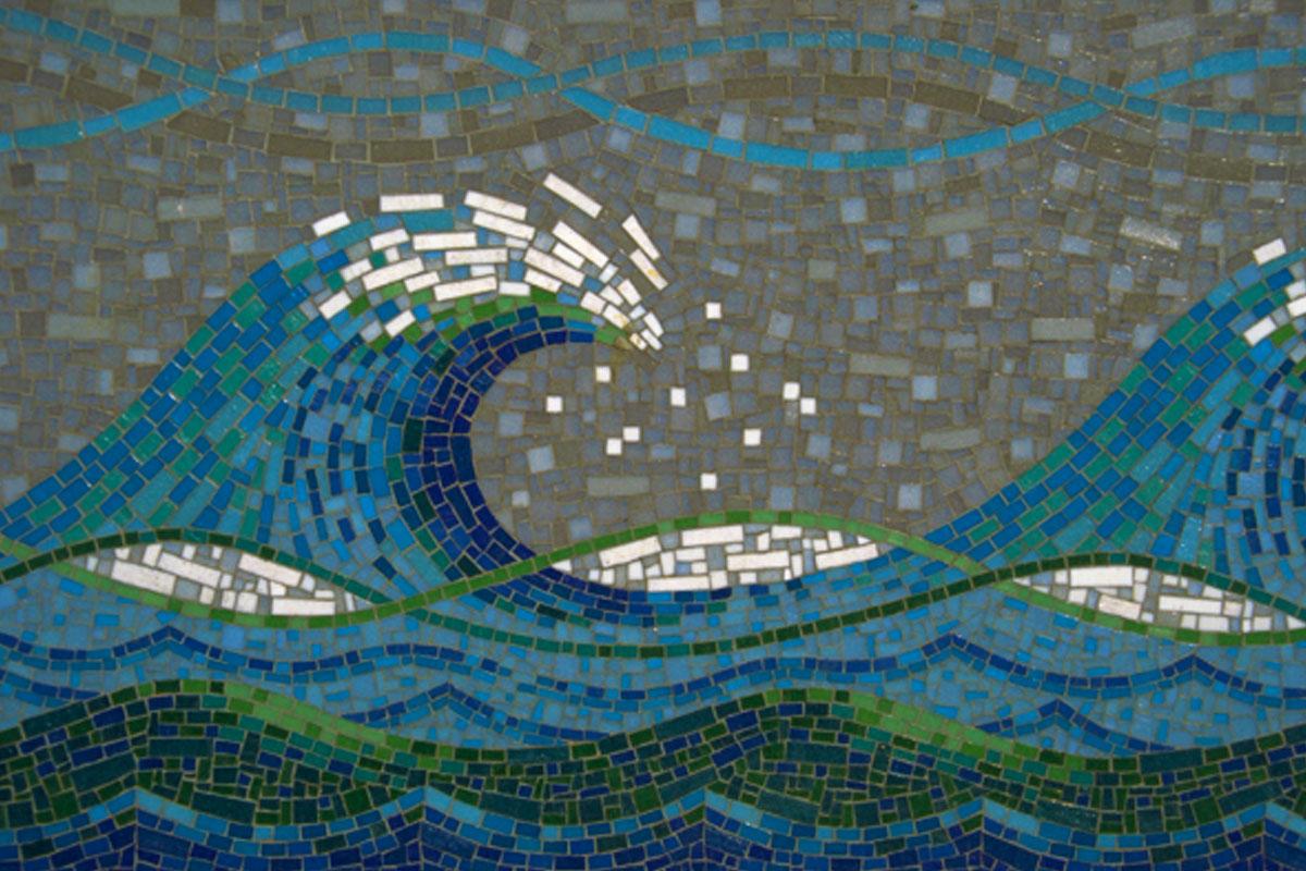 Lynn Aldrich, Blue Line Oasis