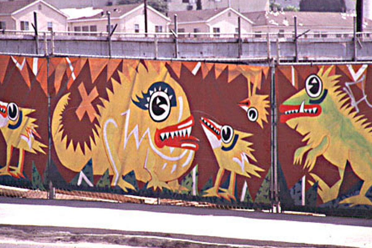 Marco Elliott, Hollywood/Western northern site (1997-1998)