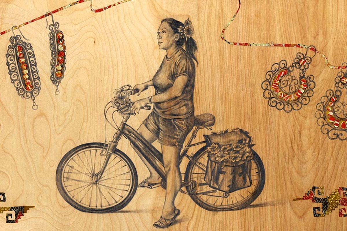 Shizu Saldamando, Artist Educators