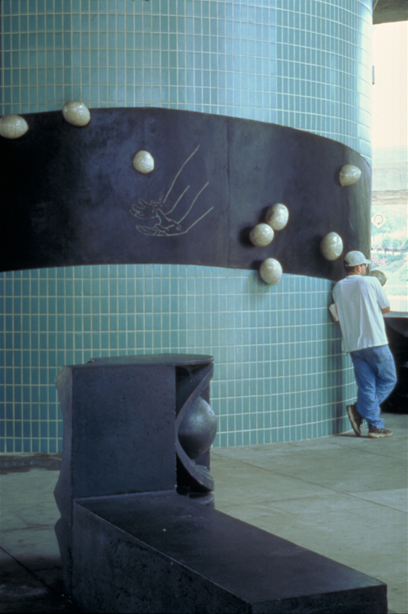 "Steve Appleton, ""Locus: City Imprints"""